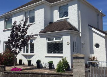 Thumbnail 2 bed semi-detached house for sale in Rockfields Crescent, Nottage, Porthcawl