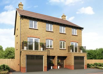 "Thumbnail 4 bed semi-detached house for sale in ""Chigwell"" at Hatfield Road, Witham"
