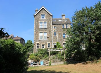 Thumbnail 1 bed flat for sale in Sunnyside Road, Clevedon, North Somerset