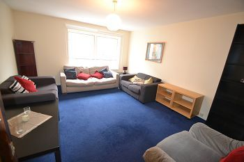 Thumbnail 3 bed flat to rent in Viewcraig Street, Holyrood, Edinburgh Available 10th January