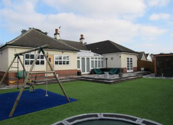 Thumbnail 4 bed detached house for sale in Forest Road, Narborough, Leicester