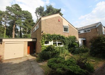 Thumbnail 3 bed detached house for sale in Heathermount, Bracknell