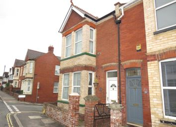 Thumbnail 4 bed end terrace house to rent in Cowick Lane, Exeter