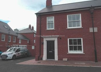 Thumbnail 3 bed semi-detached house to rent in Roman Circus Walk, Colchester