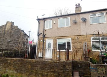 Thumbnail 3 bed end terrace house for sale in Byron Avenue, Sowerby Bridge