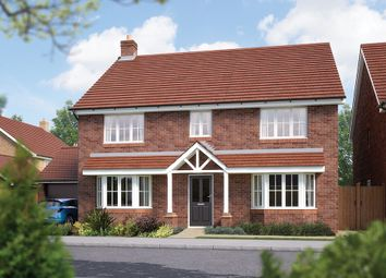 "Thumbnail 5 bed detached house for sale in ""The Winchester"" at Campton Road, Shefford"