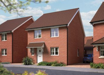 "Thumbnail 4 bed detached house for sale in ""The Salisbury"" at Archer's Way, Amesbury, Salisbury"