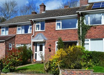 Thumbnail 3 bed terraced house for sale in The Rise, Cold Ash, Thatcham