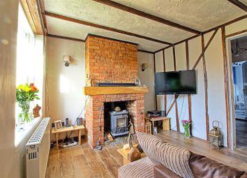 Thumbnail 2 bedroom terraced house for sale in Baldock Road, Buntingford