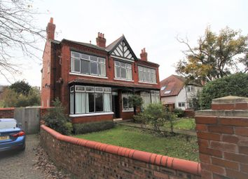 Thumbnail 3 bed flat for sale in St. Anthonys Road, Crosby, Liverpool