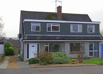Thumbnail 3 bed semi-detached house for sale in Alder Drive, Perth