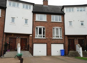 Thumbnail 4 bedroom terraced house for sale in Ormonde Crescent, Castlereagh, Belfast