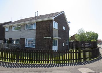Thumbnail 3 bedroom semi-detached house for sale in Brunel Close, Barry