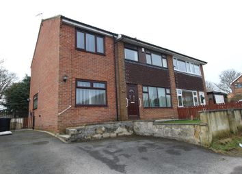 Thumbnail 5 bed semi-detached house for sale in Middle Lane, Clayton, Bradford