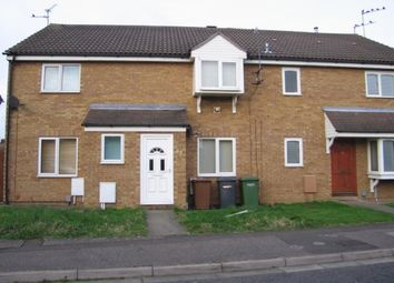 Thumbnail 2 bedroom terraced house to rent in Eaglesthorpe, Peterborough