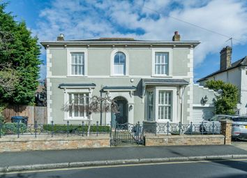 Thumbnail 5 bed detached house for sale in Grove Crescent, Kingston Upon Thames
