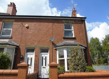 Thumbnail 2 bedroom end terrace house to rent in Stanley Street, Hightown, Wrexham