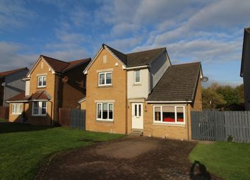 Thumbnail 4 bed detached house for sale in Oakridge Road, Bargeddie