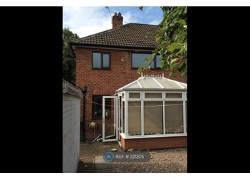 Thumbnail 3 bed semi-detached house to rent in Glenfield Road, Leicester