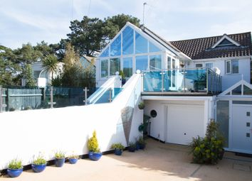Thumbnail 3 bed flat to rent in Brownsea Road, Sandbanks, Poole, Dorset