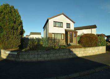Thumbnail 3 bed detached house for sale in Grampian Drive, Northmuir, Kirriemuir