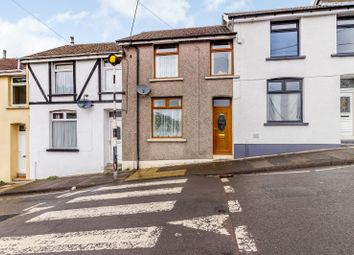 Thumbnail 2 bed terraced house for sale in Bedw Road, Treharris