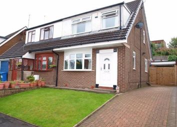 Thumbnail 3 bed semi-detached house for sale in Fairfax Drive, Littleborough