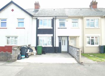 Thumbnail 3 bedroom terraced house for sale in Camrose Road, Ely, Cardiff