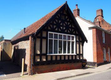 Thumbnail 2 bedroom detached bungalow to rent in Middleton Street, Wymondham