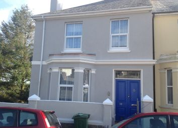 Thumbnail 4 bed end terrace house to rent in Federation Road, Laira, Plymouth