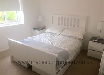 Thumbnail 1 bed flat to rent in Priory Court, Vicars Bridge Close, Wembley