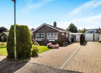 Thumbnail 3 bed detached bungalow for sale in Bushmead Gardens, Eaton Socon, St. Neots