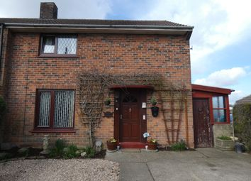 Thumbnail 3 bed semi-detached house for sale in Church Lane, Ulceby, Alford