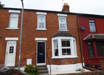 Thumbnail 3 bedroom terraced house for sale in St Michaels Road, Yeovil