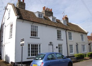 Thumbnail 4 bedroom semi-detached house for sale in Chapel Street, Woodbridge