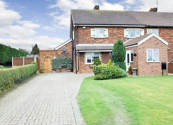 Thumbnail 3 bed semi-detached house for sale in College Close, Alkborough, Scunthorpe