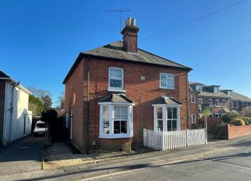 St. James Road, Fleet GU51. 2 bed semi-detached house for sale