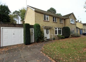 Thumbnail 3 bed semi-detached house for sale in Nightingale Crescent, Bracknell
