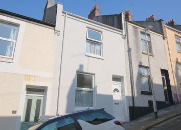 Thumbnail 2 bed terraced house for sale in Phillimore Street, Plymouth