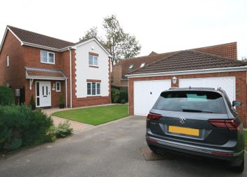 Thumbnail 4 bed detached house for sale in The Warren, Rossington, Doncaster