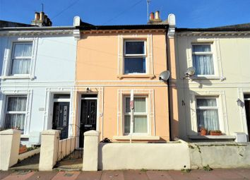 Thumbnail 2 bed terraced house for sale in Howard Street, Worthing