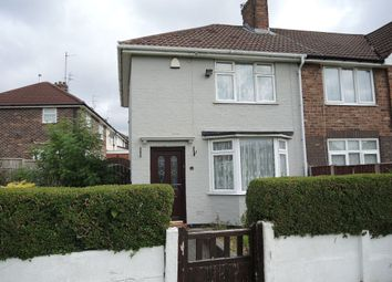 Thumbnail 2 bed end terrace house to rent in Hawksmoor Road, Fazakerley, Liverpool