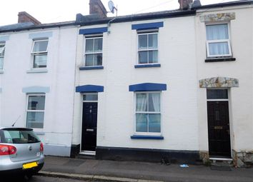 2 bed terraced house to rent in Cecil Road, St. Thomas, Exeter EX2
