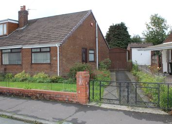 Thumbnail 2 bed semi-detached bungalow for sale in Grange Avenue, Milnrow, Rochdale