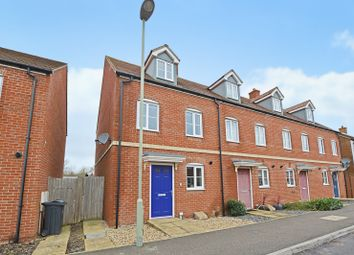 Thumbnail 3 bed end terrace house for sale in Finn Farm Road, Kingsnorth, Ashford