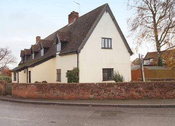Thumbnail 3 bedroom cottage for sale in Orford Road, Tunstall, Woodbridge