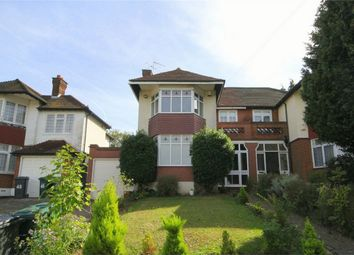 Thumbnail 3 bed semi-detached house to rent in Heddon Court Avenue, Barnet, Hertfordshire