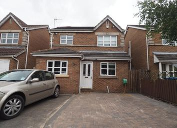 Thumbnail 3 bed detached house for sale in Mast Drive, Victoria Dock, Hull