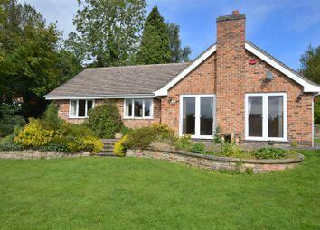 Thumbnail 3 bedroom detached bungalow for sale in Hazelwood Road, Duffield, Belper