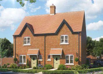 Thumbnail 2 bedroom semi-detached house for sale in Meadowsweet Lane, Warfield, Bracknell